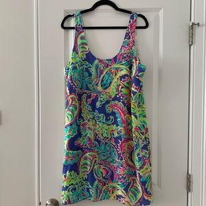 Lilly Pulitzer scoop neck dress